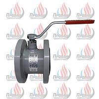 Кран шаровый фланцевый BROEN (Zawgaz) АН-2с, DN 50 PN 40 для сжиженного газа