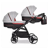 Варіанти дитячих універсальних колясок для двійнят від інтернет-магазину LiBambino