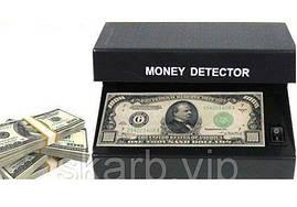 Детектор валют ультрафиолетовый от сети или батареек
