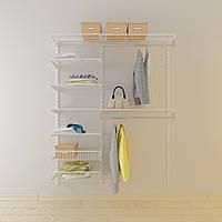 Гардеробная система  Система хранения (консоль, стеллаж)