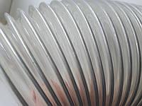 Армированный гибкий шланг из полиуретана от д.102 мм до 250 мм,оцинкованная сприль,толщина 0,4мм