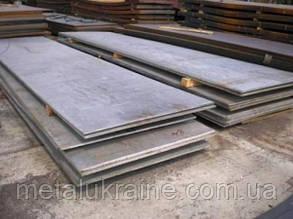 Лист металла 10 мм сталь 45