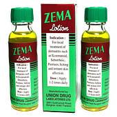 Лосьон Zema – локальное лечение псориаза, экземы, лишая, грибковых заболеваний и дерматитов, 30 мл