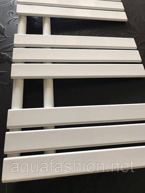 Белый стальной полотенцесушитель 500х1130 Antibes 12 1000 Arttidesign