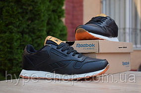 Чоловічі зимові кросівки в стилі Reеbok Classic | Топ якість!