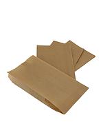 Пакет паперовий саші 220*80*380 (1000 шт. в упаковці) 030002035
