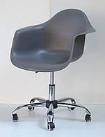 Кресло мастера Leon, темно-серый