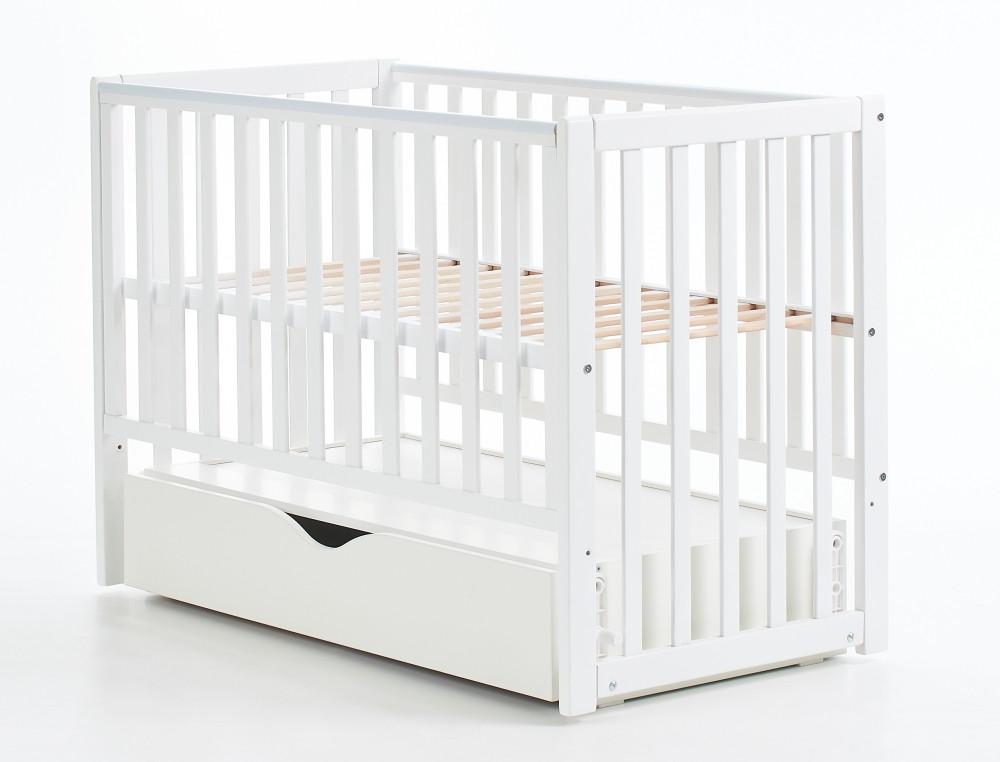 Кроватка Veres Соня ЛД13 Белый