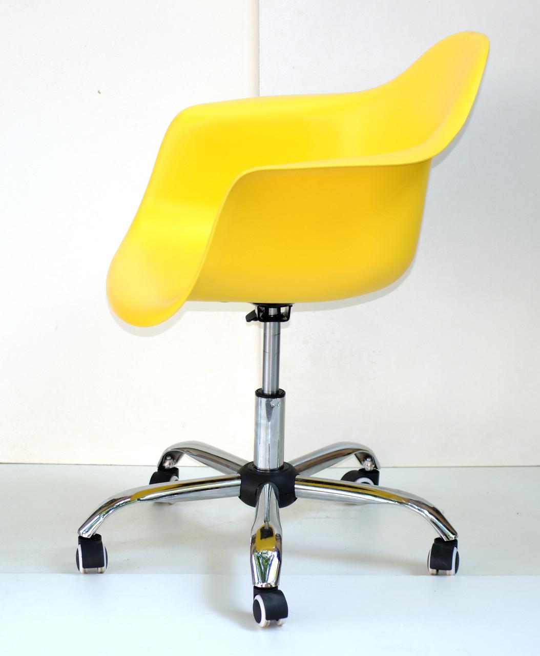 Кресло мастера Leon, желтый
