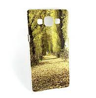 Чехол накладка для Samsung A5 2015, A500 на заднюю панель