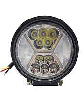 Светодиодная LED фара Allpin 36 Вт Дхо (8854D24), фото 3