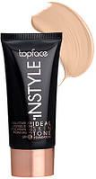 Тональный крем TopFace Instyle Ideal Skin Tone PT458