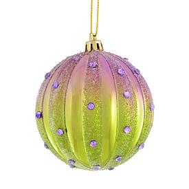 Шар ''Карамель'', многоцветный d-8 см