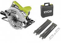 Дисковая пила Ryobi RСS-1600-KSR (1.6 кВт, 190 мм, 66 мм)