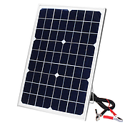 Типи сонячних панелей