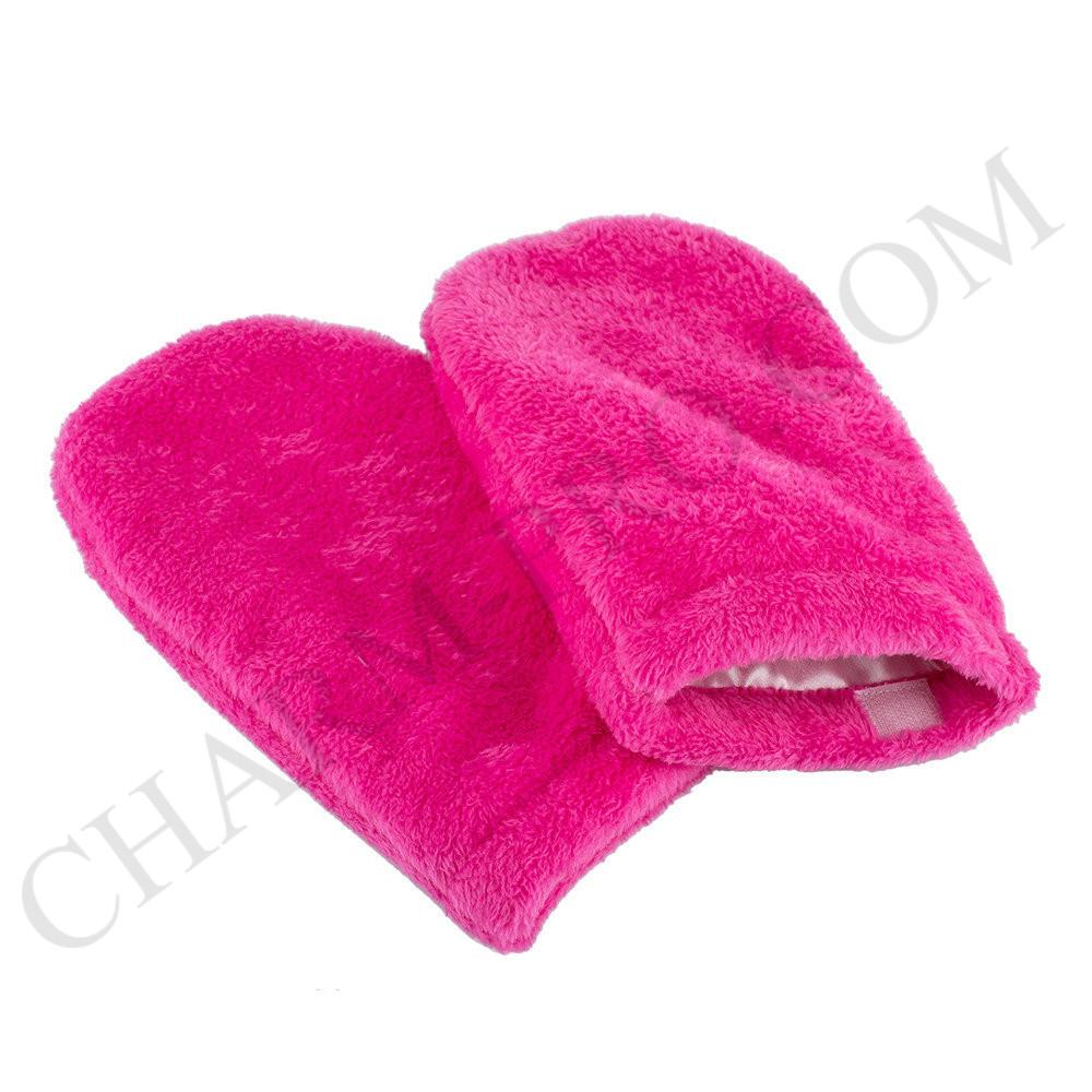 Варежки, рукавички Elit-Lab для парафинотерапии (Розовый, Зеленый, Белый)