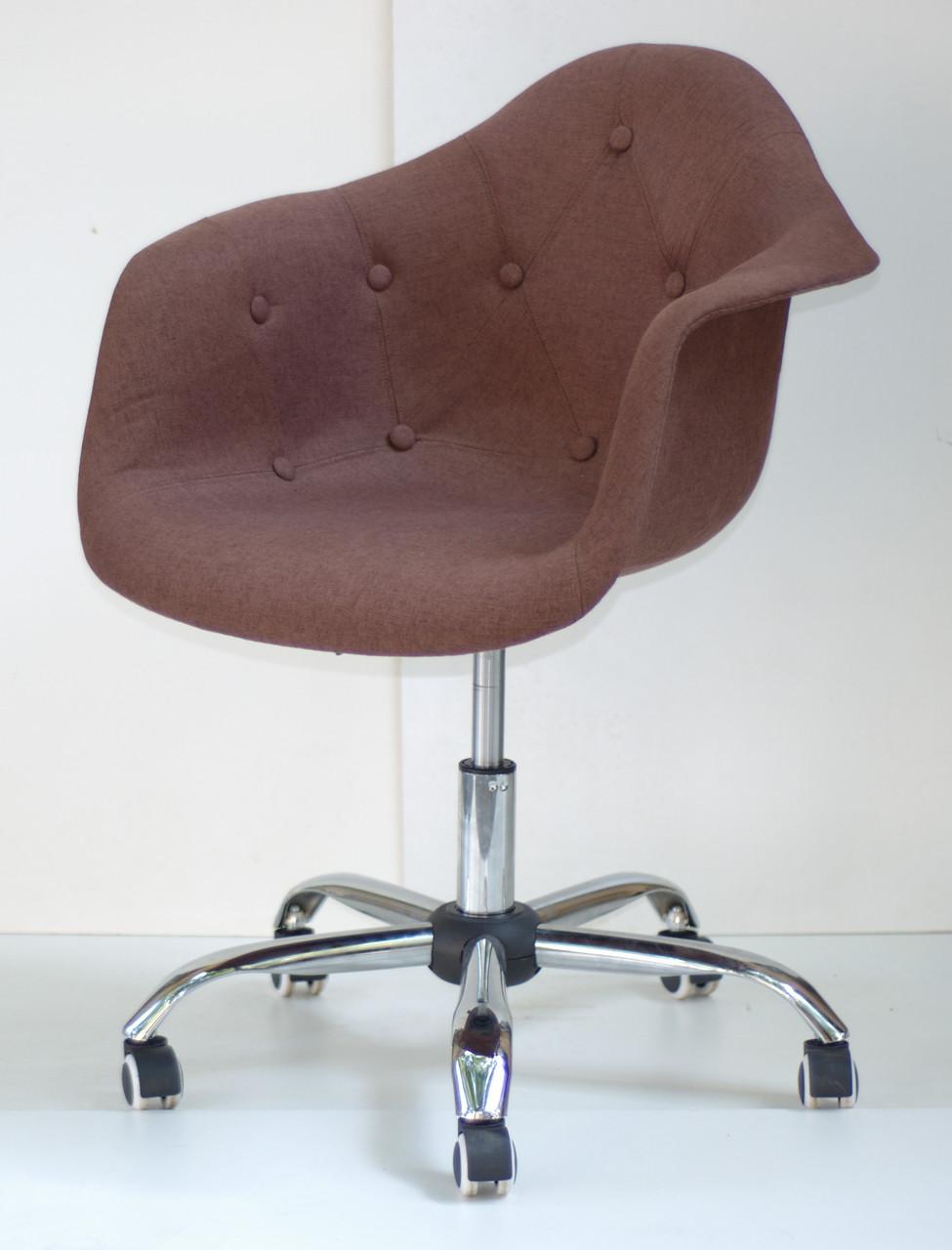 Крісло майстра Leon Soft коричневий