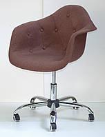 Кресло мастера Leon Soft, коричневый