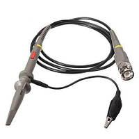 Щуп-делитель для осциллографа P6100 1:1/1:10 100МГц (1 шт)