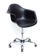 Кресло мастера Leon, черный