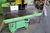 Фрезерный станок ФСШ-1А бу по дереву с шипорезной кареткой, отличное состояние, комплектный, фото 1