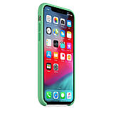 "Чехол Silicone Case without Logo (AA) для Apple iPhone 11 Pro Max (6.5""), фото 3"