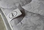 Одеяло стеганое зимнее QSLEEP полуторное Евро 150*210 см белое, фото 2