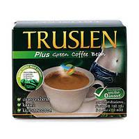 Напиток Кофейный Труслен (Truslen) Кофе Грин Бин 16 г 10шт., упак.