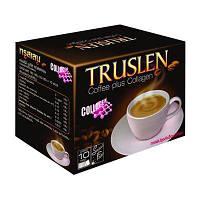 Напиток Кофейный Труслен (Truslen) Кофе Плюс коллаген саше 16 г 10 шт., упак.