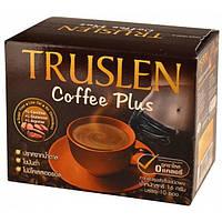 Напиток Кофейный Труслен (Truslen) Кофе Плюс саше 16 г 10 шт., упак.
