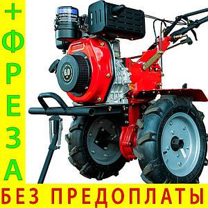 Дизельный мотоблок Кентавр МБ 2060Д-4 с Почвофрезой