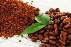 Розчинний ваговій кави