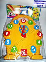 Часы - часики, развивающая игрушка.  (03353)