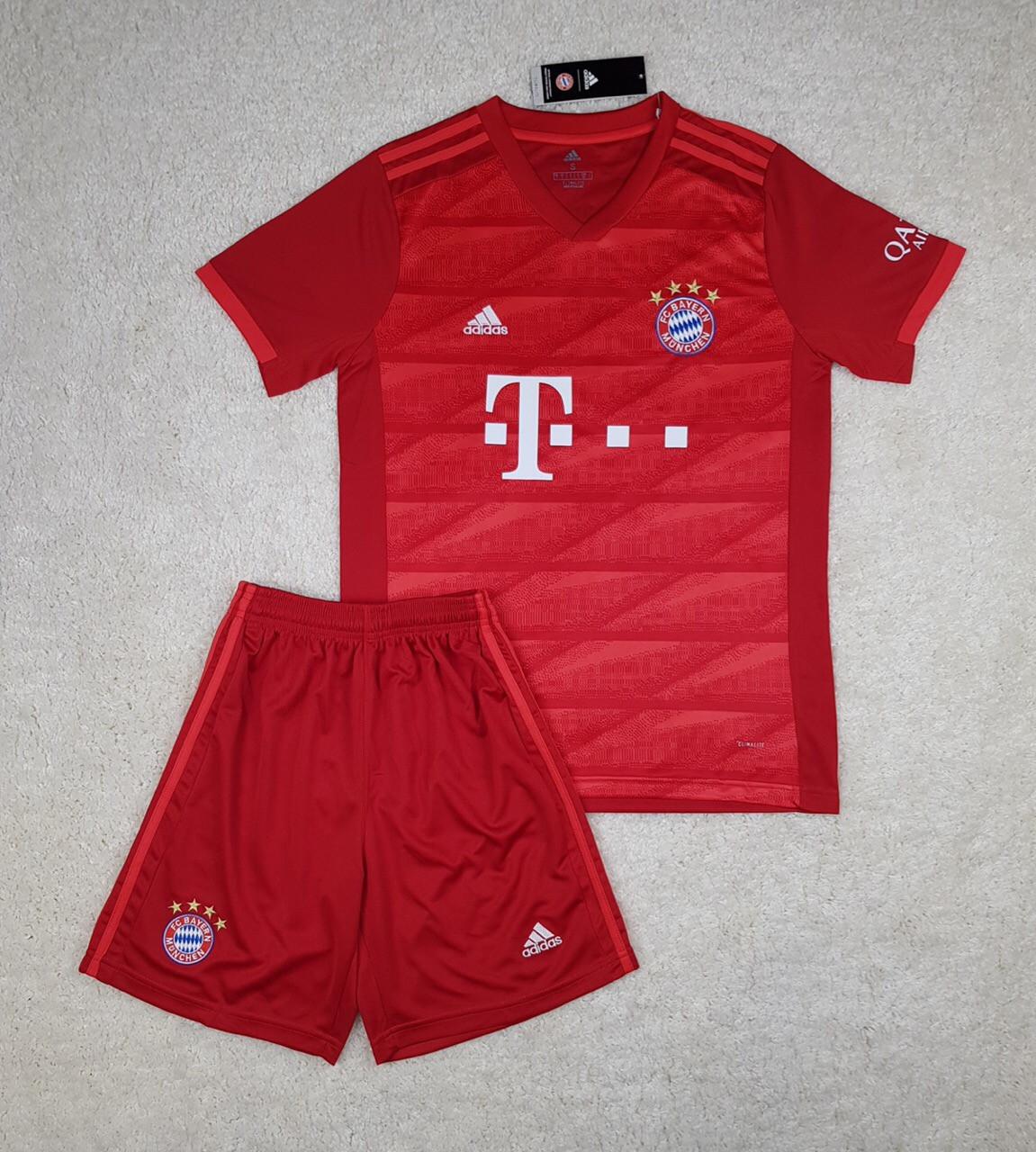 Футбольная форма  Bayern 2019-2020