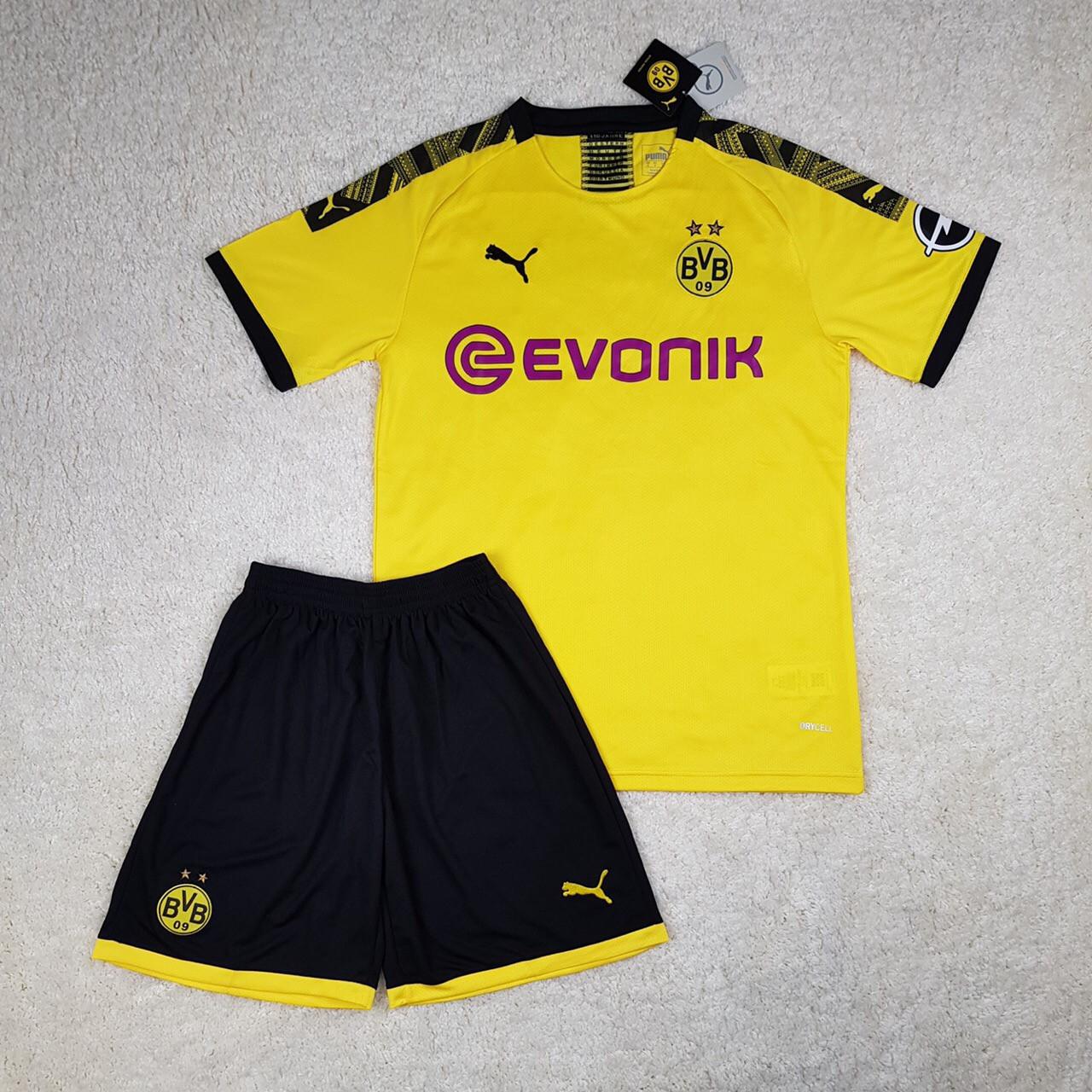 Футбольная форма Borussia Dortmund 2019-2020