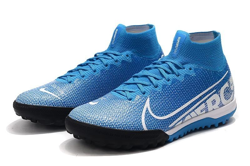 Сороконожки Nike SuperflyX VII Elite TF blue