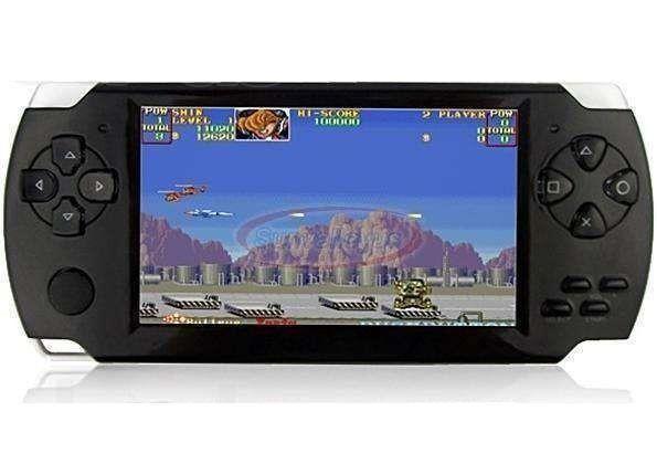Игровая приставка  PSP Mp5 9999 Игр!