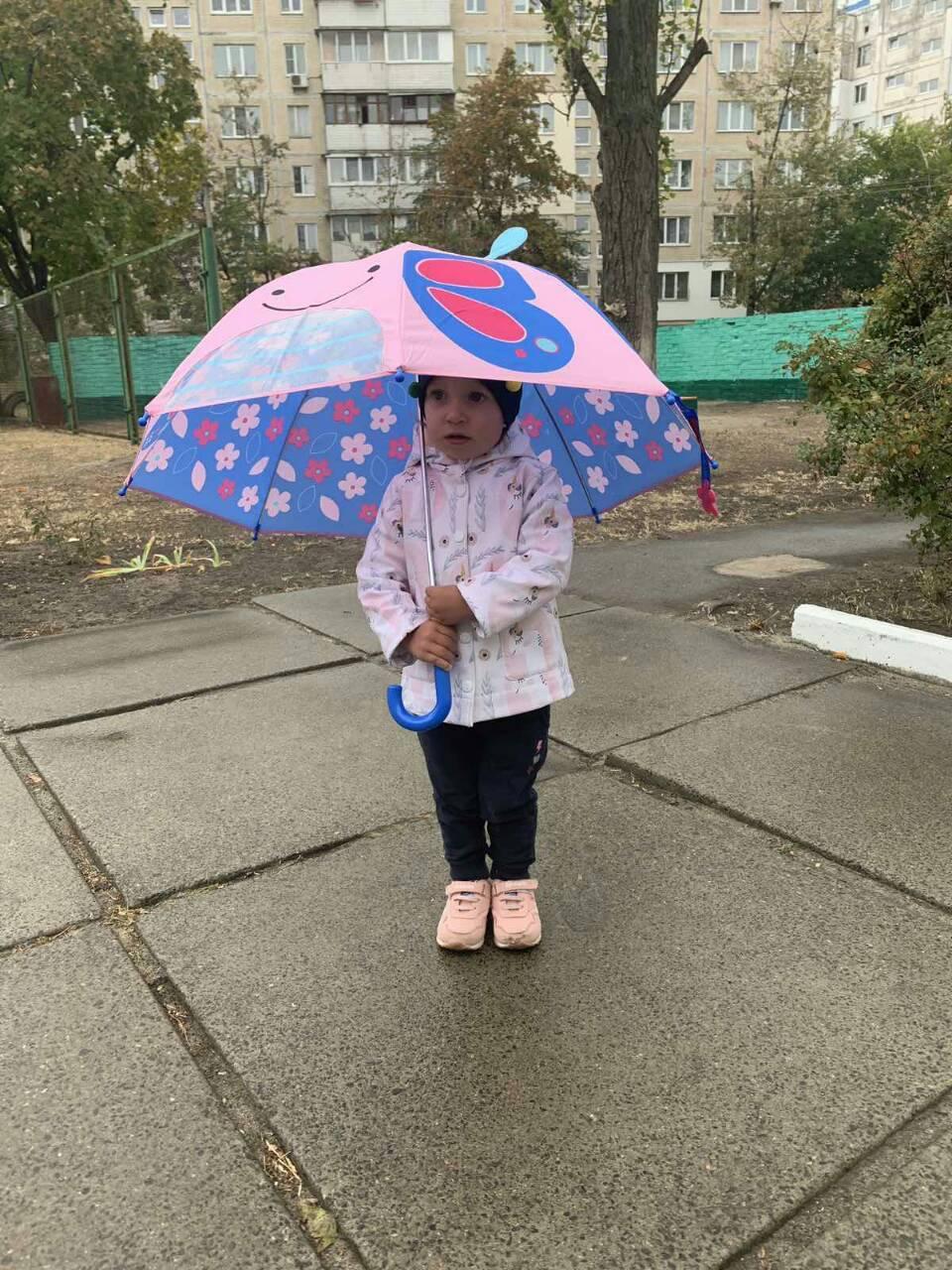 Зонтик для детей, бабочка , Skip Hop 235806, фото 9