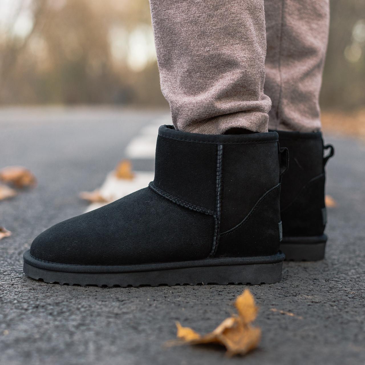 Зимние Угги UGG Classic Mini II Boot
