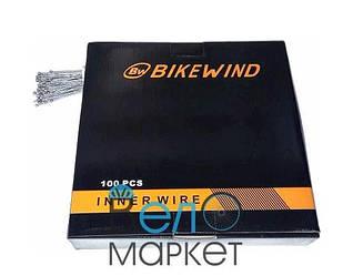 Трос перемикання BIKEWIND 1900 мм для гірських, мтб, хвз, шосе і т. д. велосипедів