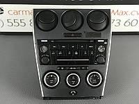 Магнитофон Главное устройство климат контроль MAZDA Мазда 6 GG Рестайлинг 2002-2007