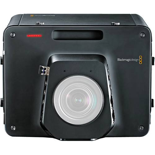 Камера Blackmagic Design Studio Camera 4K 2 (CINSTUDMFT/UHD2)