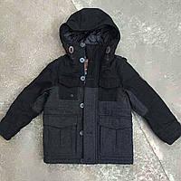 Стильное шерстяное пальто для мальчиков Next (Великобритания) 4-10 лет