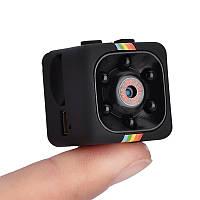 Экшн-камера SQ11 Black, мини камера PC