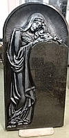Памятник элитный из гранита Скорбящая №902, фото 1