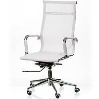 Кресло руководителя Solano mesh white E5265