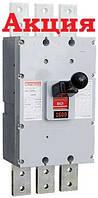 Силовой автоматический выключатель e.industrial.ukm.1600S.1600, 3р, 1600А