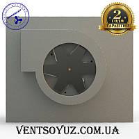 Эжекторный дымосос 180/45 из нержавеющей стали марки AISI 304 для плоских дымоходов, фото 1