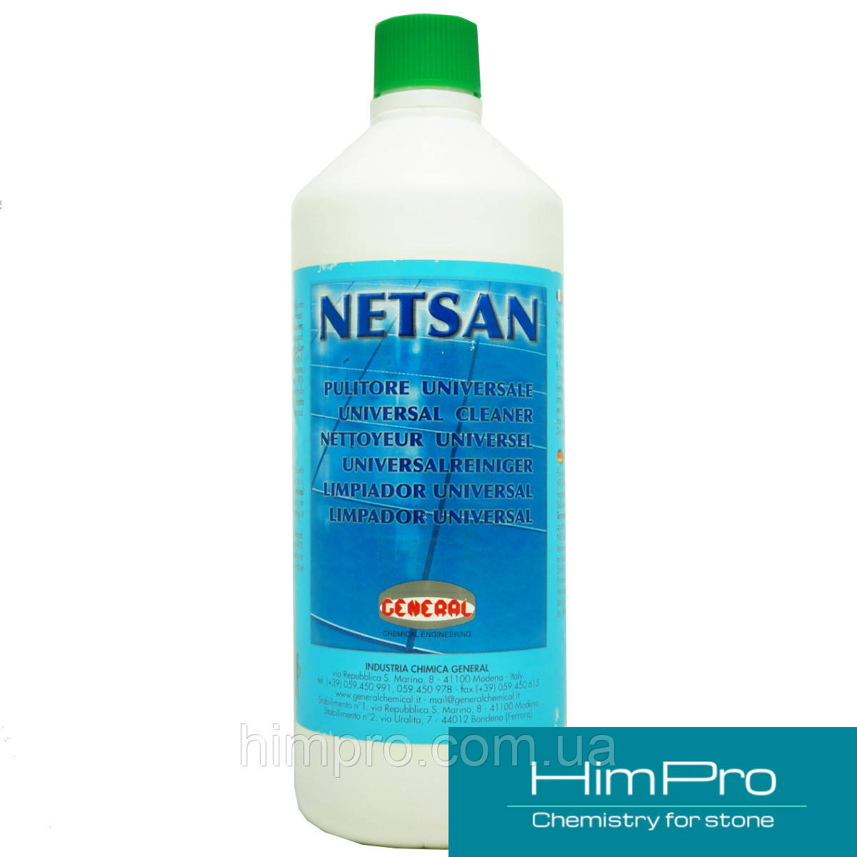 NETSAN 1L General Универсальный очиститель