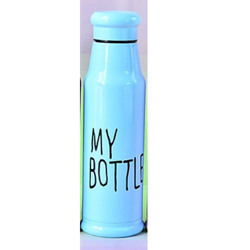 "Термос железный ""My bottle"" 350мл (синий) 8170-350BL (50шт)"